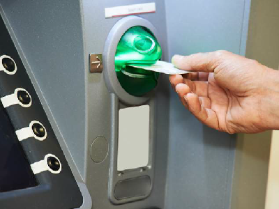 Anti-Skimming Device for ATMS